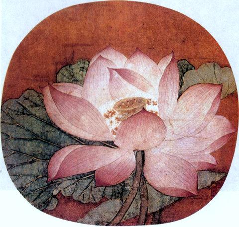 Лотос Неизвестный живописец эпохи сун