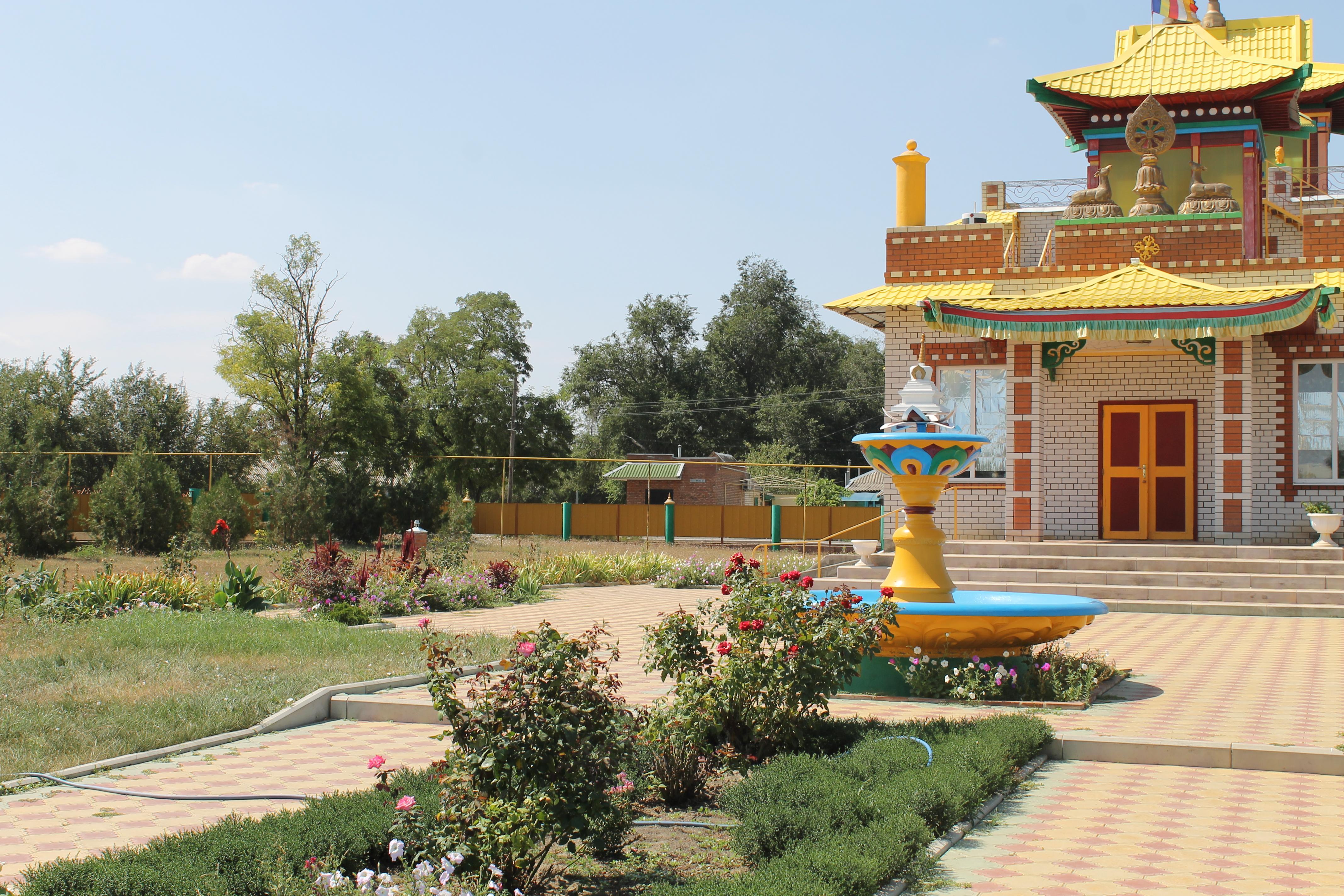 Тантрический монастырь Владыки Зонкавы