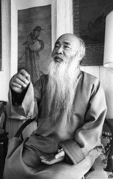 Чжан Дацянь и Ци Байши