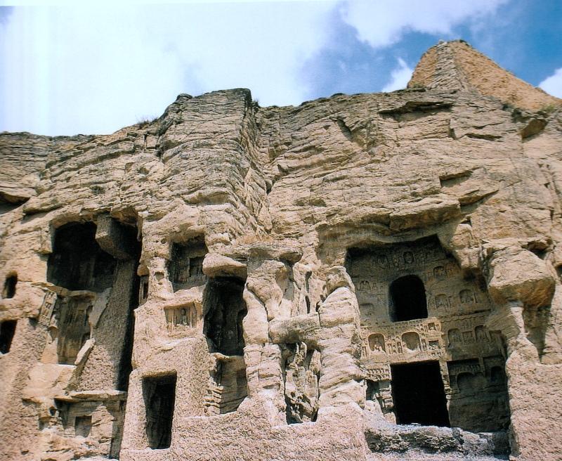 Пещерные буддийские  храмы Китая