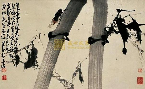 Чжао Шаоан 赵少昂 (1905-1998) (II)