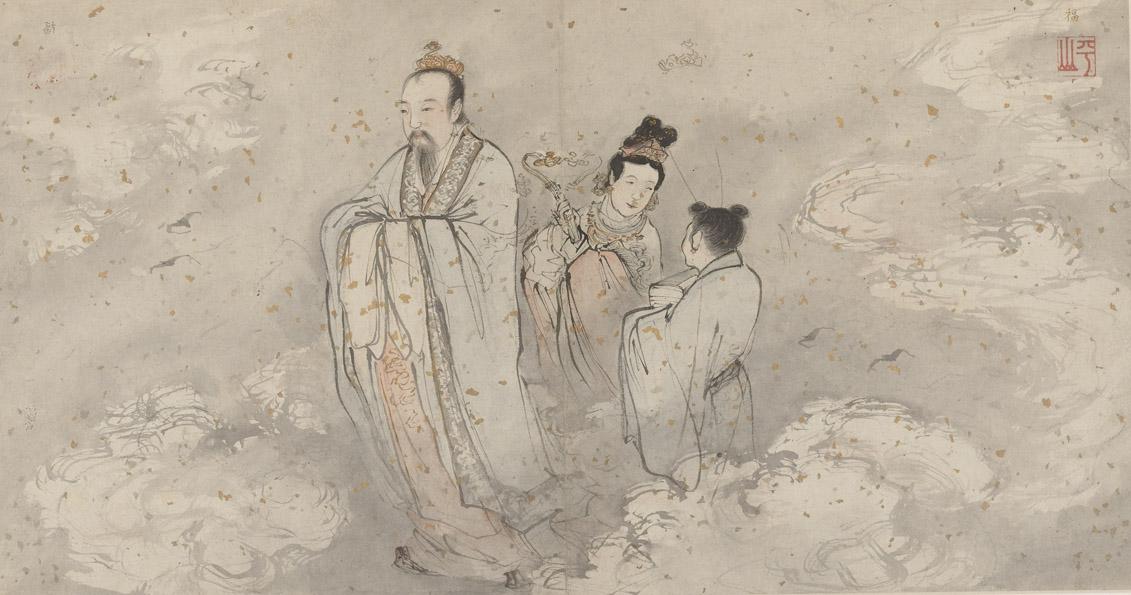 Чжан Ли Бог удачи