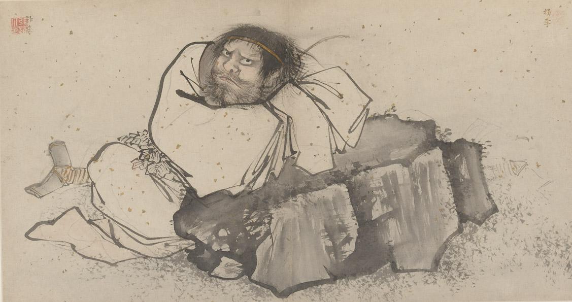 Даосский бессмертный Ли Тегуай. Чжан Ли